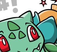 Bombasaur Sticker