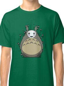 Totoro No Face Classic T-Shirt