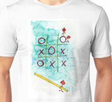 Tic Tac Toc win win Unisex T-Shirt