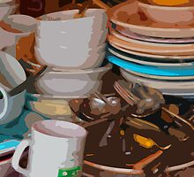 After the Bliss, the Washing Up... by JohnG