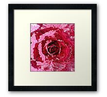 """Have a Heart"" for 'Breakthrough' Framed Print"