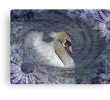 Canto de Cisne Canvas Print