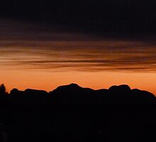 Kata Tuja - Olgas Sunset by Ommik