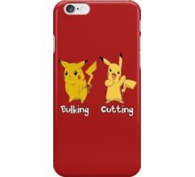 Bulking and cutting iPhone Case/Skin