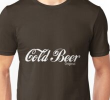 Cold Beer Unisex T-Shirt