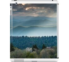 Southern Appalachian Mountain Scenic Landscape iPad Case/Skin