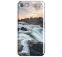 Great Falls Potomac River Sunrise iPhone Case/Skin