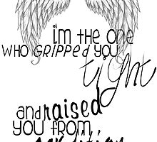 supernatural - castiel quote  by crowleying