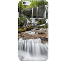 Jocassee Gorges Upcountry South Carolina Waterfall iPhone Case/Skin