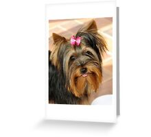 Tara Now Greeting Card