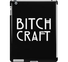 Bitch Craft iPad Case/Skin
