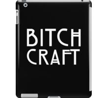 Bitch Craft iPad Case/Skin