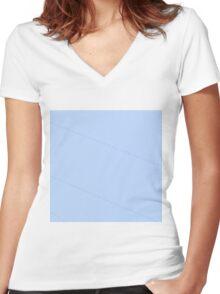 Fili Women's Fitted V-Neck T-Shirt
