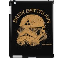 Brick Battalion - 501st Legion iPad Case/Skin