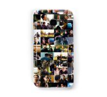 supernatural - destiel (dean/castiel) caps Samsung Galaxy Case/Skin