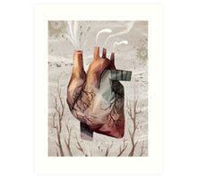 Heart 15 Art Print