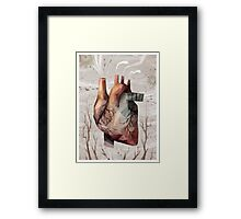 Heart 15 Framed Print