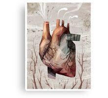Heart 15 Canvas Print