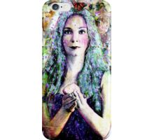 A light in the labyrinth of life iPhone Case/Skin