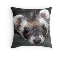 Love me tender... Throw Pillow