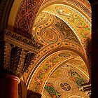 Mosaic Fantasy -- The Basilica, St. Louis, MO by John Carpenter