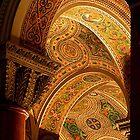 Mosaic Fantasy -- The Basilica, St. Louis, MO by John Carpenter