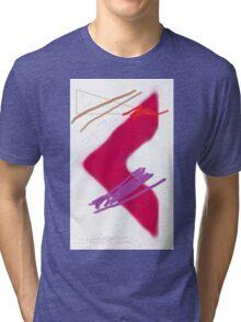 Red Arrow Tri-blend T-Shirt
