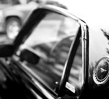Vintage Ford Mustang by ANJacobsen
