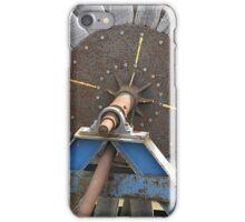 Big Wheel Not Turning iPhone Case/Skin