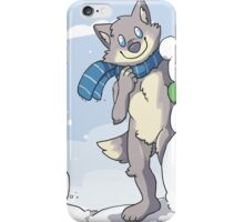 Snow-Bear iPhone Case/Skin
