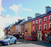 Kenmare, County Kerry  Ireland by Deborah-Jean McGonigal