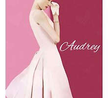 Audrey Hepburn by MissRiannAmelia