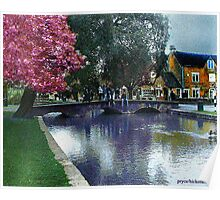 Bourton on the Water 2 Poster