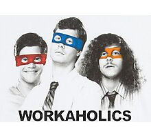 Workaholics tmnt Photographic Print