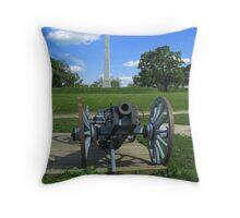 Fort Meigs State Memorial Throw Pillow