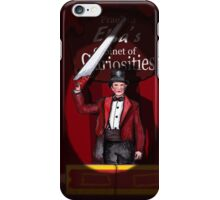 "Chester the ""Chameleon Salesman"" iPhone Case/Skin"