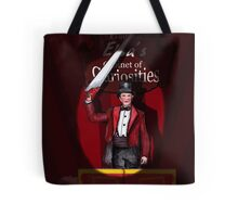 "Chester the ""Chameleon Salesman"" Tote Bag"