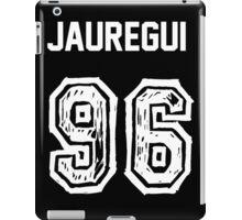 Jauregui'96 (B) iPad Case/Skin