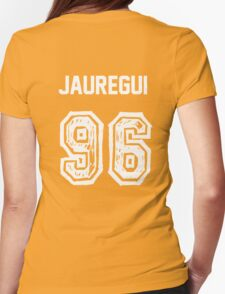 Jauregui'96 (B) Womens Fitted T-Shirt