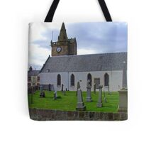 Pittenweem Parish Church Tote Bag