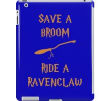 Harry Potter Ride a Ravenclaw iPad Case/Skin