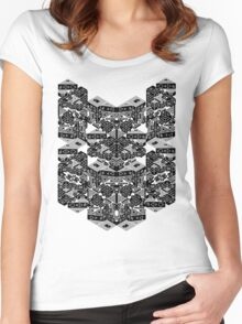LDN_Vintage Women's Fitted Scoop T-Shirt