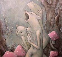 Wolves by Valeria  Franco