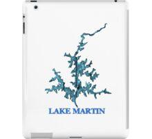 Lake Martin - State Pallets iPad Case/Skin