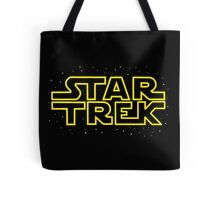 Star Trek - Star Wars parody Tote Bag