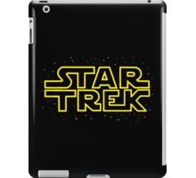 Star Trek - Star Wars parody iPad Case/Skin