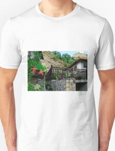 A country house in rural Bulgaria T-Shirt