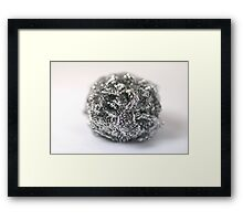 Tangled Framed Print