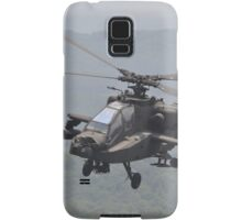 Apache Coming in for the Attack Samsung Galaxy Case/Skin