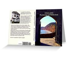 England - Ponderings and Reflections Greeting Card
